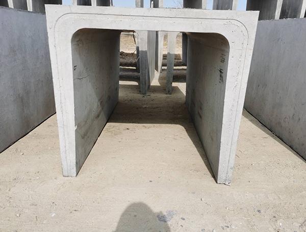 矩形水泥槽